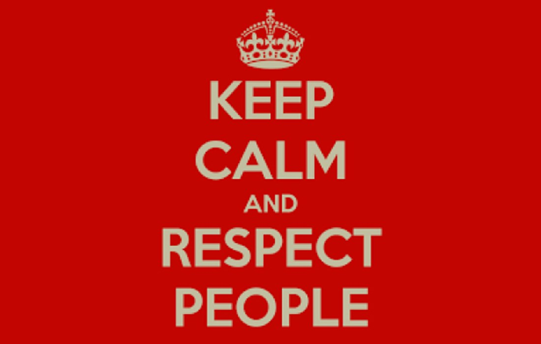 Lean-What means respect for people